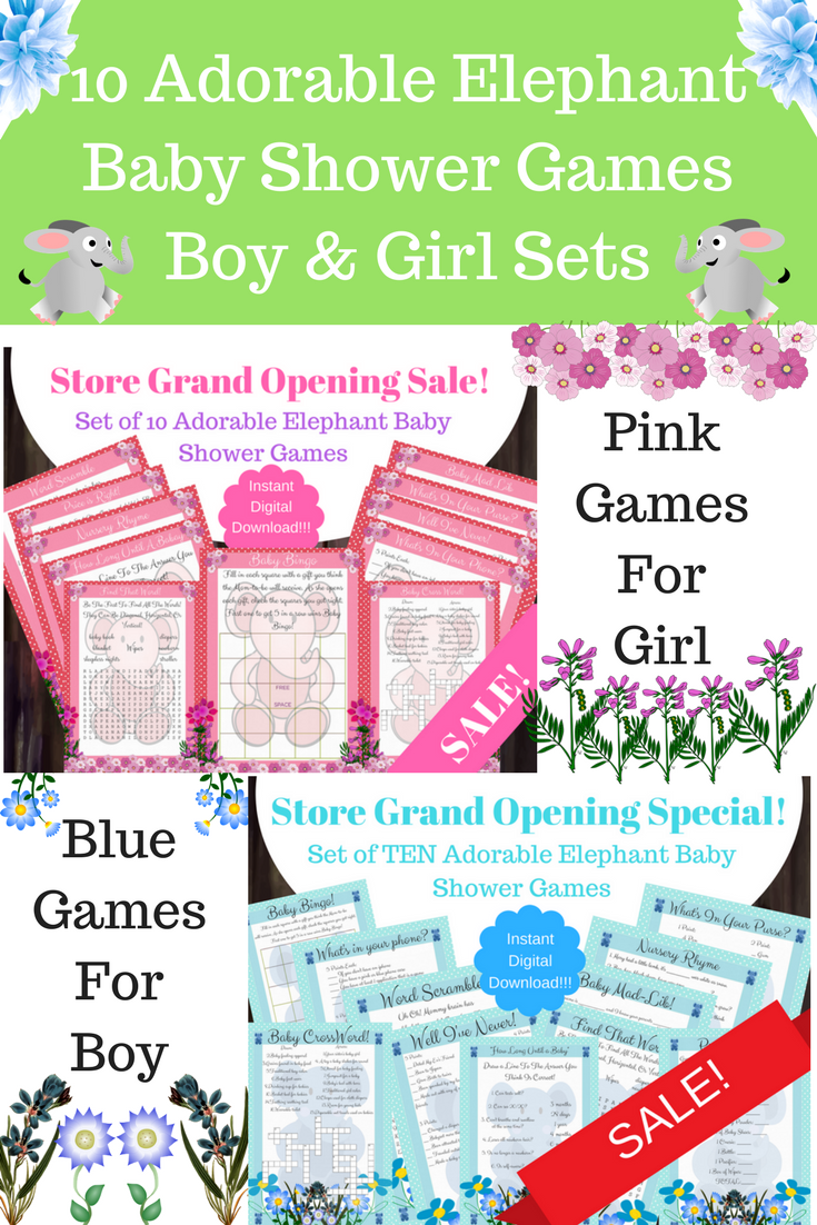 Stupendous image in 75 printable baby shower games with answers